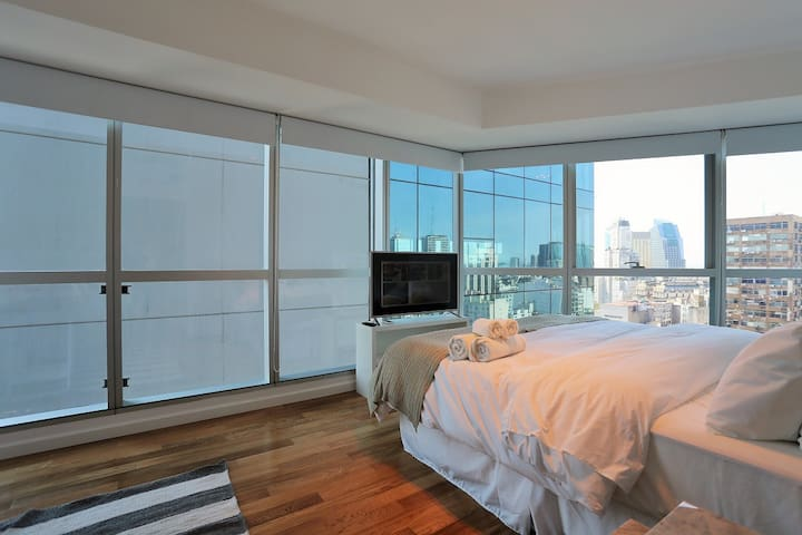 Cozy 1-bedroom apartment with view #4217 - Buenos Aires - Wohnung