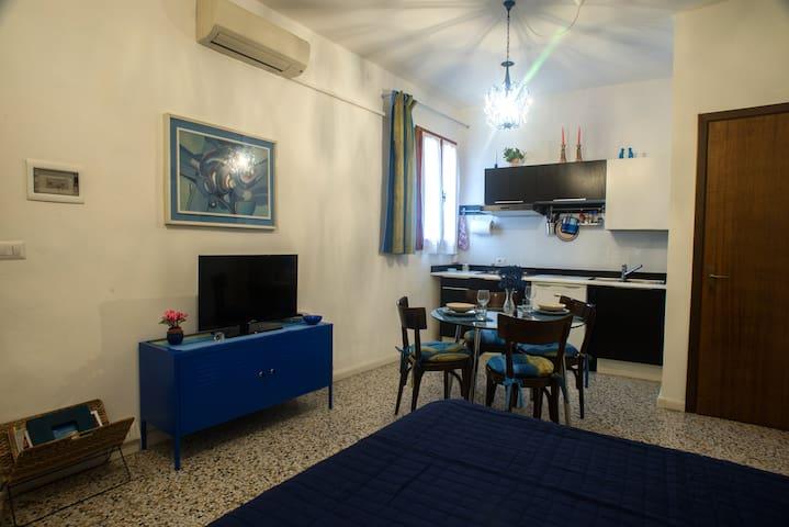 Monolocale silenzioso fronte terme - Casciana Terme - Appartement