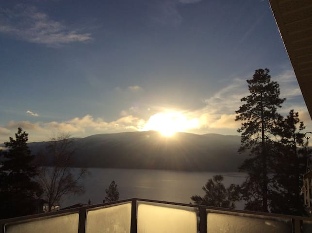 PeachView Cottage-toddler friendly - Peachland - House