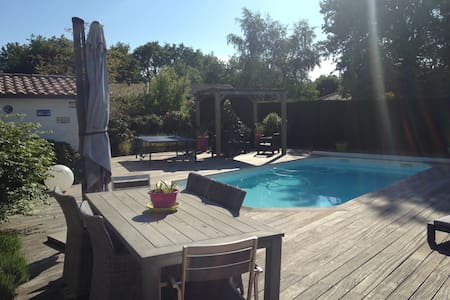 housse for rent Bay of Arcachon - Sanguinet