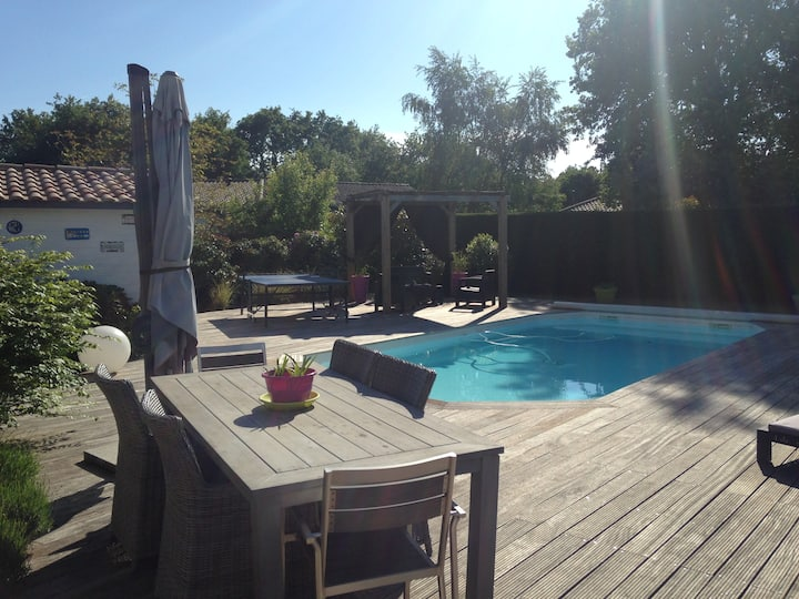 housse for rent Bay of Arcachon
