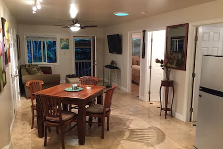 Beautiful two bedroom one bath unit - Princeville