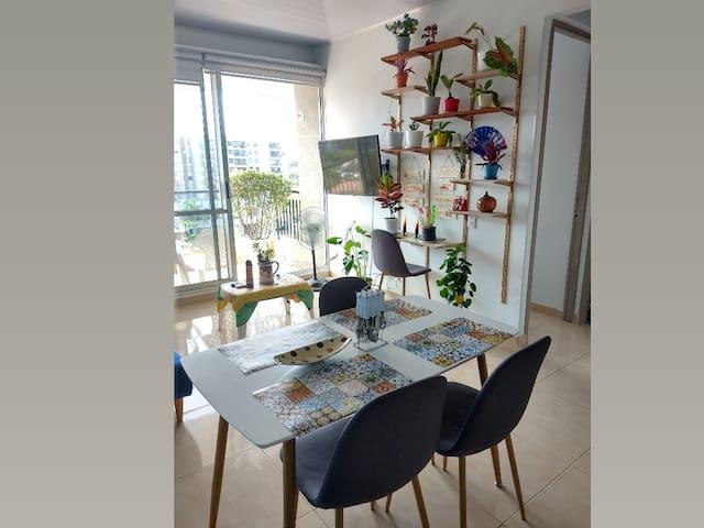 Apartamento confortable en Ricaurte Peñalisa Tagua
