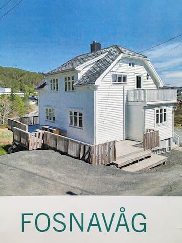 Hus til leie i Fosnavåg - Fosnavåg - Haus