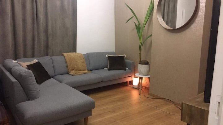Cozy apartment nearby the beach!