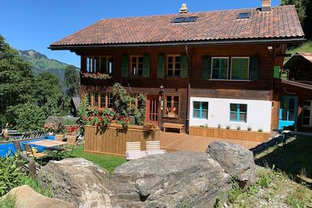 Ruhig gelegene Ferienwohnung in Innerwengen