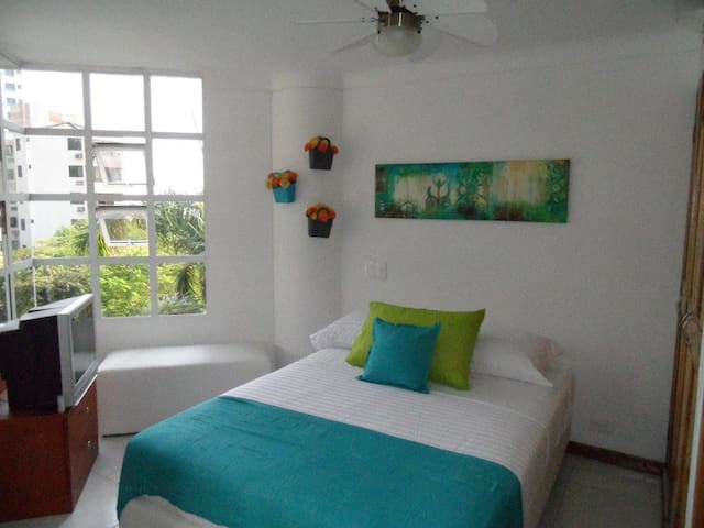 Alojamiento como en casa!!! 1 - Santa Marta - Apartamento