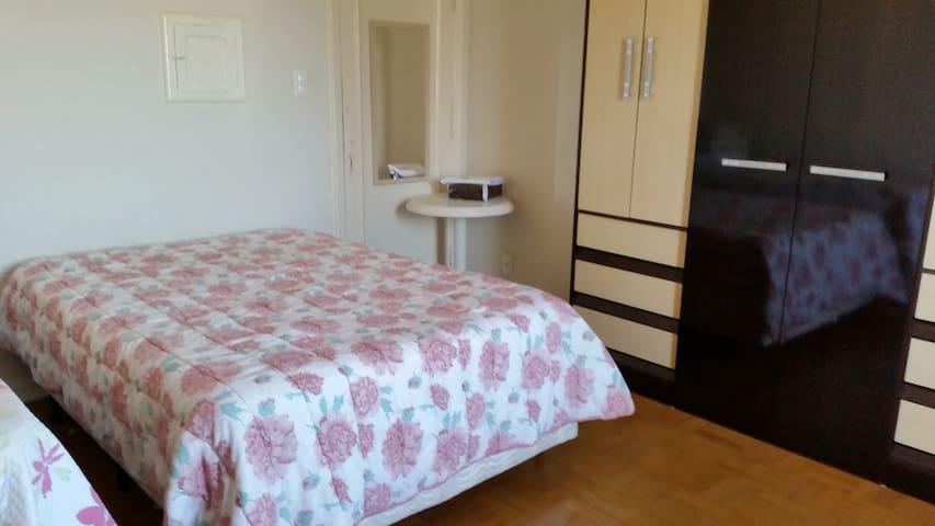 Apartamento em Hotel Jaú - SP, centro. - Jaú - Appartement