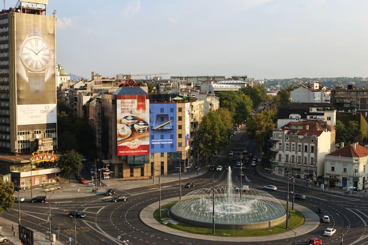 """Kings crossroads"", Central Slavija apartman"