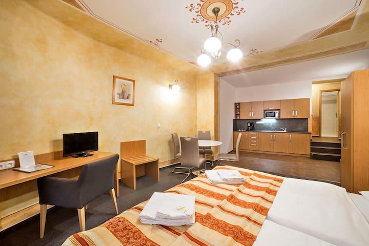 Apartment in Český Krumlov