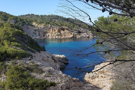 Cala San Vicente,Apto vistas al mar - Appartement