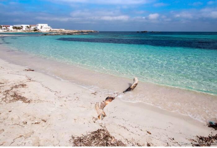 Estudio en Es Pujols junto a la playa!