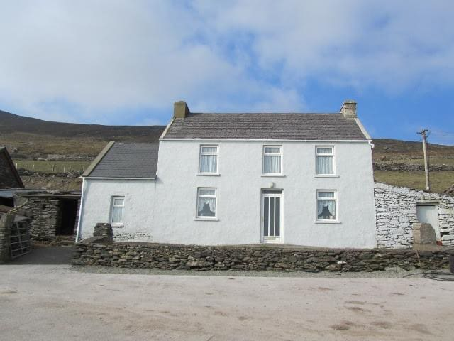 Old Style Irish Farmhouse R1 - Dingle - Huis