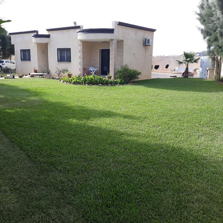 Belle villa à 600 métre de la plage Kelibia Tunis