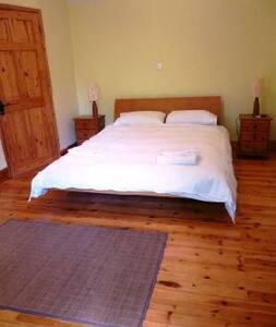 Rural retreat 45min from Dublin. - House