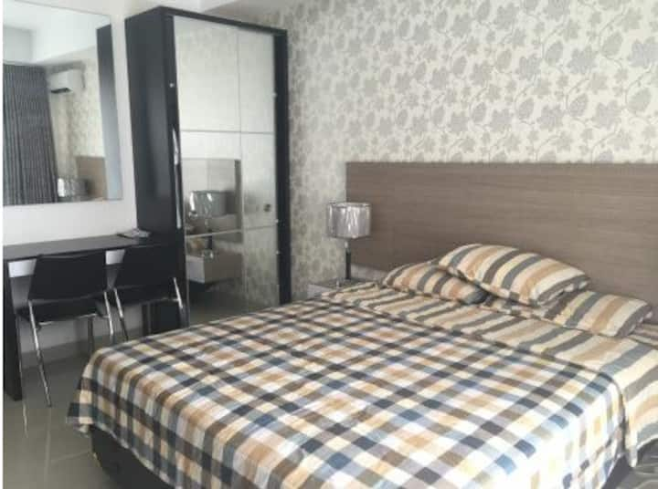 Studio Apartment at Beverly Dago by LE Property