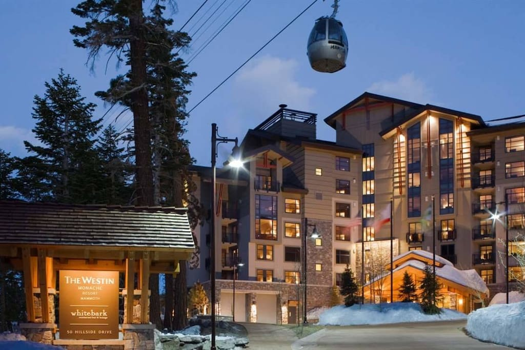 Beautiful High-rise Condo in Mammoth Lakes