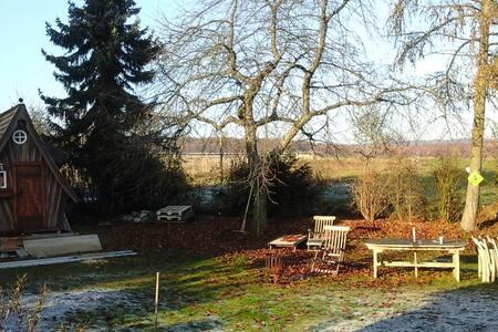 Ruhiges Zimmer mit top Anbindung nach FFM - Butzbach - Haus