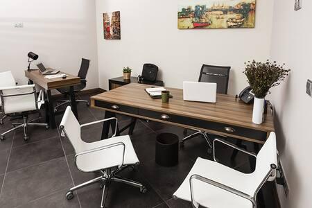 Home and office . Ofis ve ev ortamı bir arada. - Ümraniye - Apartment