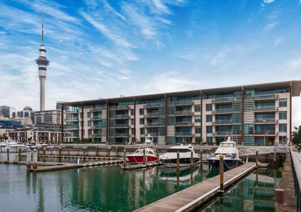 Auckland Waterfront Apartments For Rent