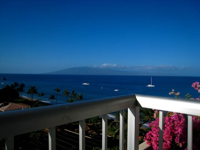 Stunning Views  at  The Whaler on Kaanapali Beach