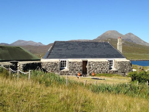 The Old Croft House, Ardhasaig, Harris HS3 3AJ