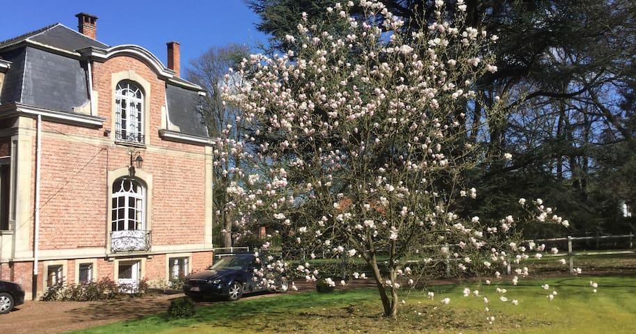 Chambre dans une maison de charme - Overijse - House