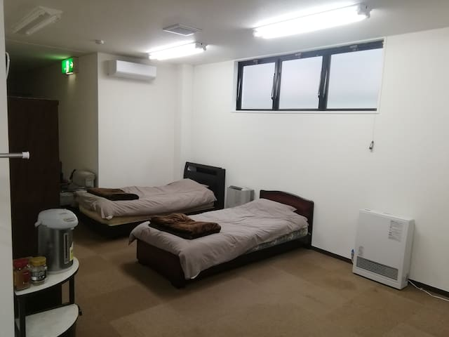 101 /函馆站附近/有吸引力的房间