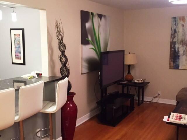Cozy Home in Safe Convenient Location