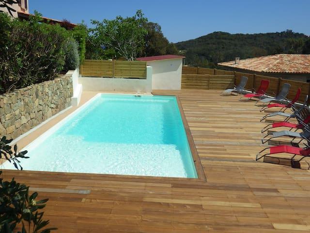 La villa n°3, 4 people