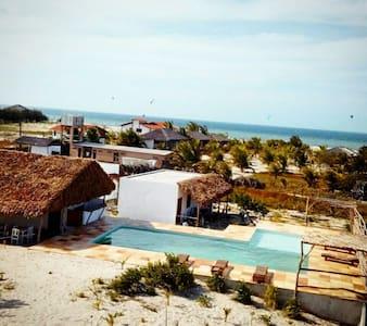 Pousada Eco Kite Dunas - Preá - ที่พักพร้อมอาหารเช้า
