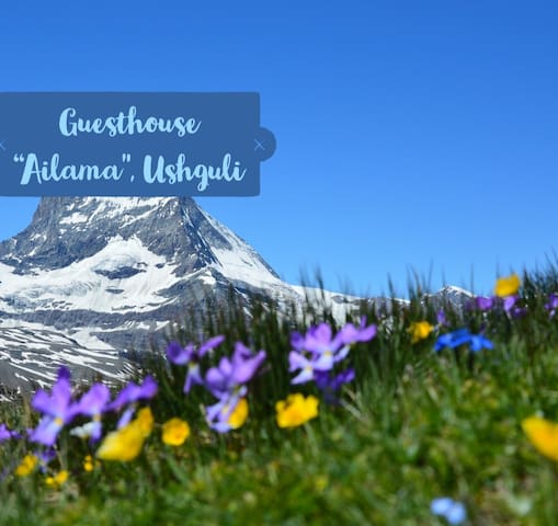 """Guesthouse """"Ailama"""""""