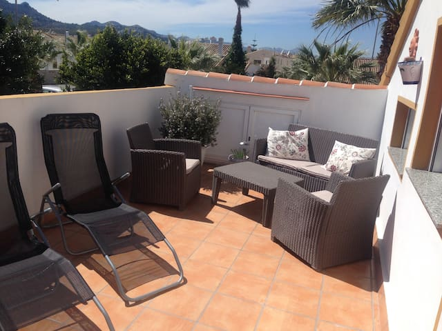 Beautiful Apartment (wlan) near to the beach/playa - El Verger - Leilighet