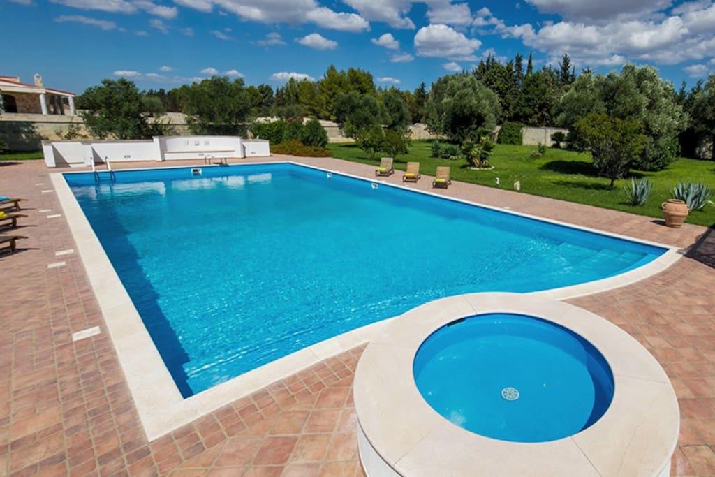 140 villa avec piscine lecce villas louer lecce - Piscine a lecce ...