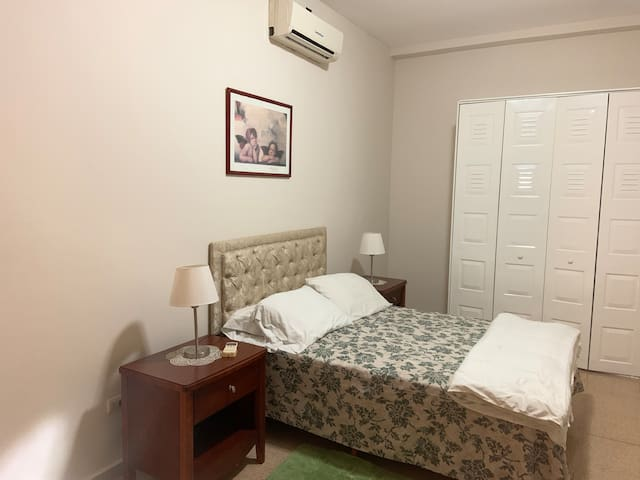 Private BR perfect for business travelers.
