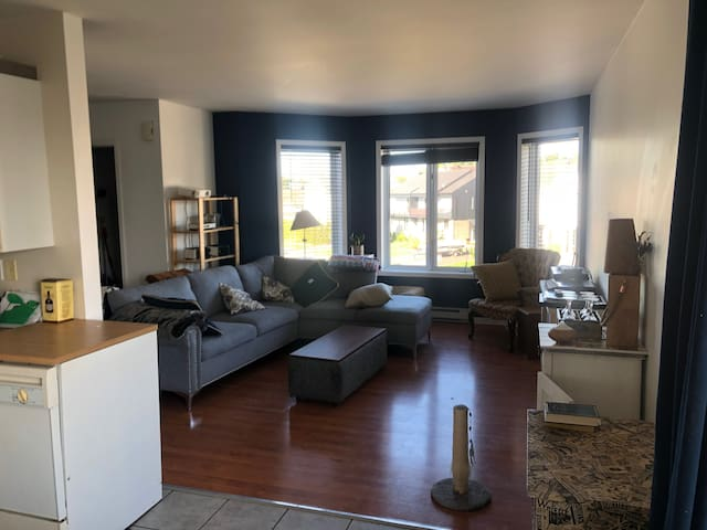 Beautiful and quiet apartment