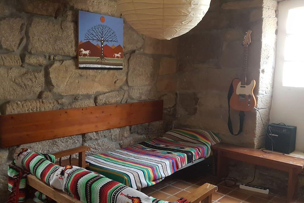La sala del Lagar.