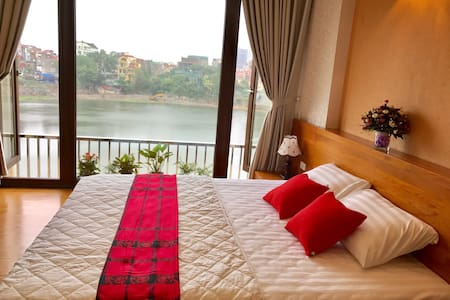 Bright Lake view apartment - Hanoi - Pis