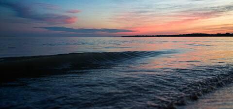 Confort et tranquillité au bord du lac st-pierre