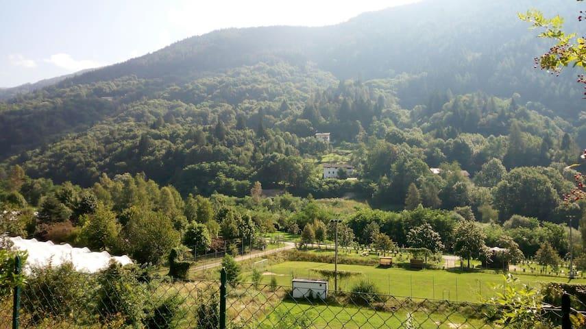 vacanze in trentino - Garzano - Lägenhet