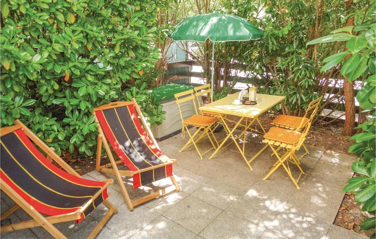 Holiday apartment with 1 room on 24m² in La Grande Motte