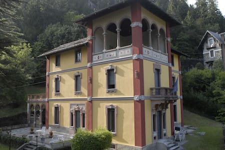 Villa romantica fra le montagne di Gromo - Gromo