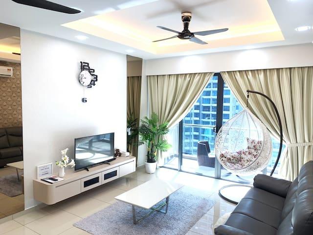 Melaka City Centre Family Suite@Atlantis Residence