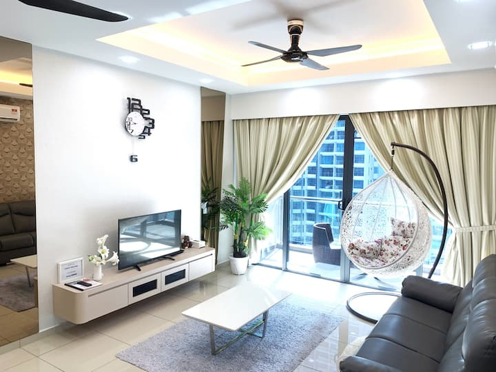Melaka City Centre Family Suite @AtlantisResidence