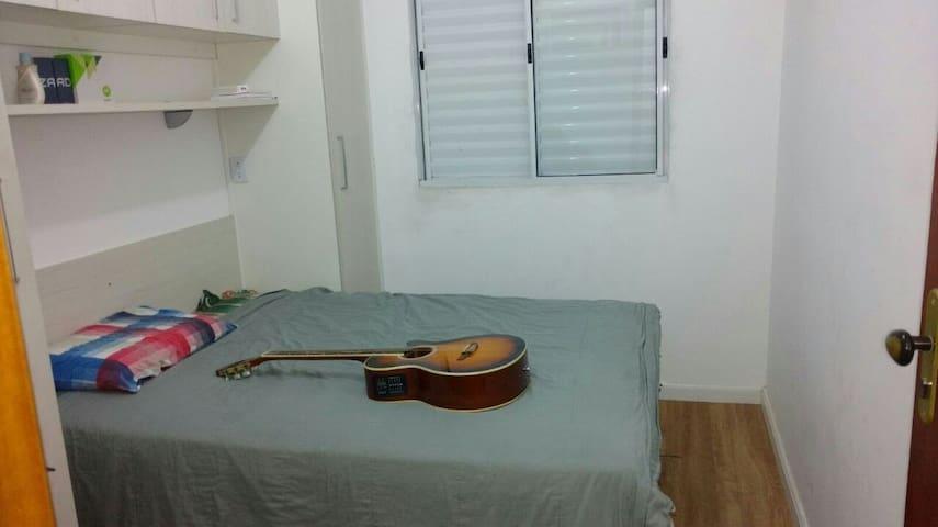 Apartamento Carmela- Guarulhos 2 dormitórios - Guarulhos - Byt