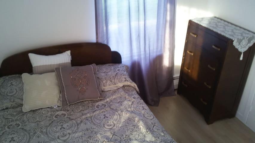 Chambre fraîchement rénové disponible