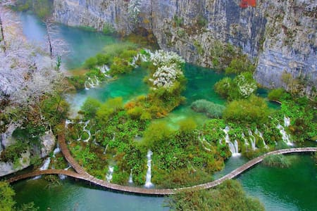 Plitvice - in right place .... - Selište Drežničko