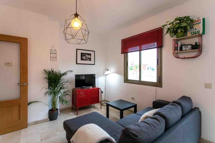 Flat with 2 bedroom and TERRACE in Historic center