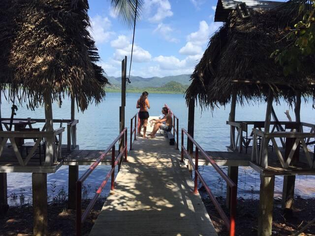Hannibal Lodge Coiba Island Villa - Veraguas - Villa
