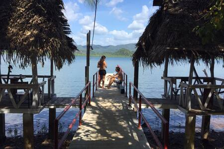 Hannibal Lodge Coiba Island Villa - Veraguas - 别墅